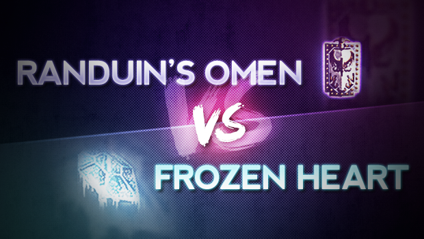 Cloth5 randuin s omen vs frozen heart what s your best for Portent vs omen